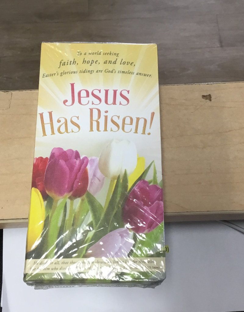 Offering Envelope - Jesus Has Risen! (Pack Of 100)