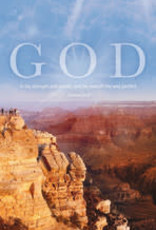 Bulletin-My Strength (2 Samuel 22:33 KJV) (Pack Of 100)