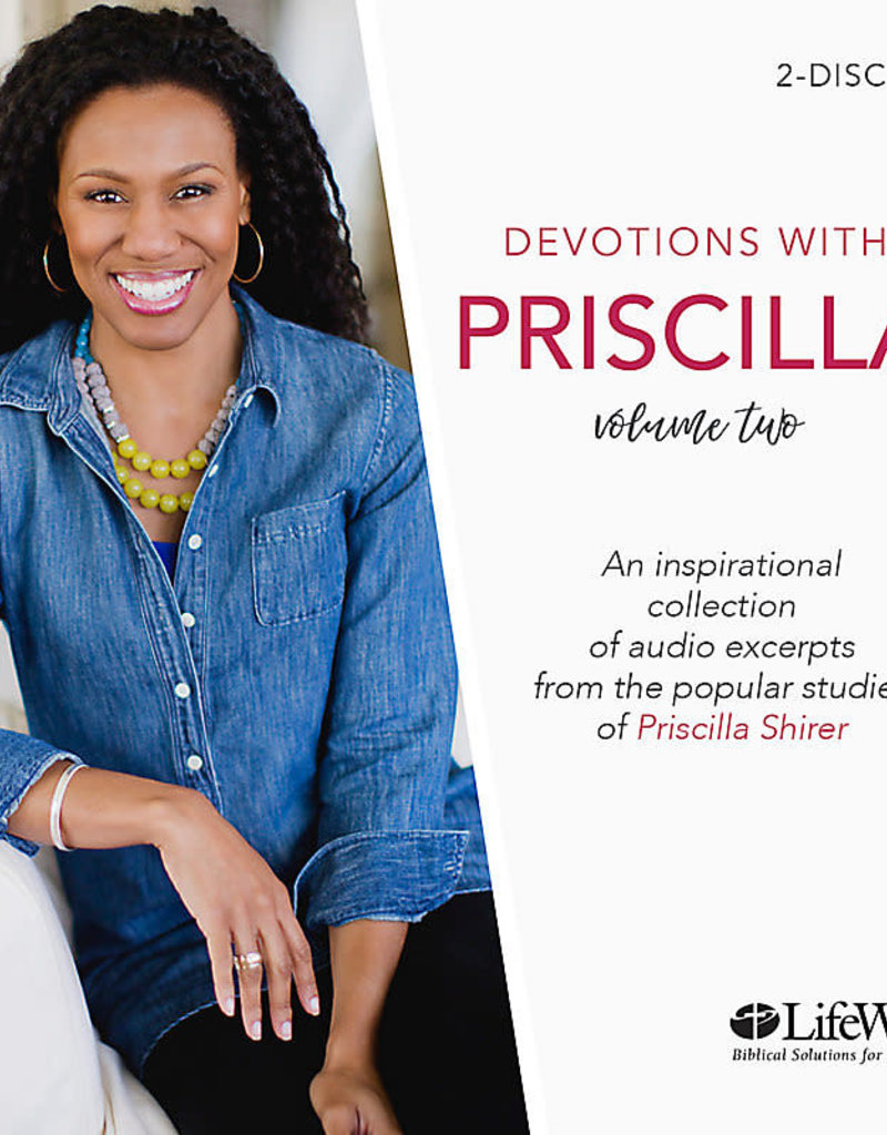 Devotions with Priscilla Shirer vol 2