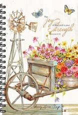 Journal  -  Garden Wheelbarrow
