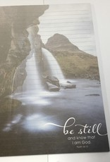 STATIONARY 6X9 - BE STILL