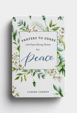 Prayers to Share: 100 Pass-Along Notes for Peace