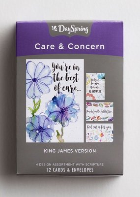 Care & Concern - God Cares For You