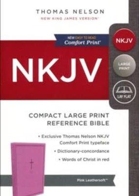 NKJV Comfort Print Reference Bible