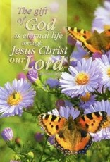 The Gift Of God Is Eternal Life (Romans 6:23) Bulletins, 100
