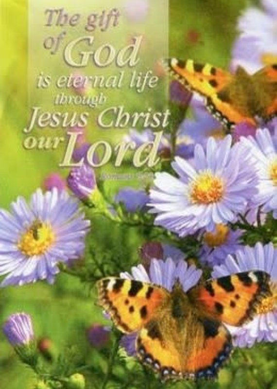 The Gift Of God Is Eternal Life