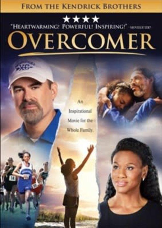 Provident Films DVD - Overcomer