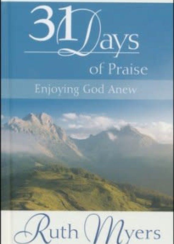 Multnomah Publisher 31 Days of Praise - Hardcover