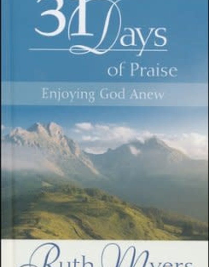 Multnomah Publisher 31 Days of Praise - Hardcover