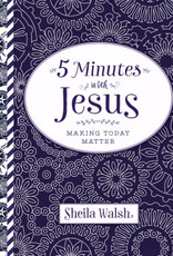 Nelson Books 5 Minutes with Jesus