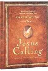 Jesus Calling: Devotional Journal (Brown) HB