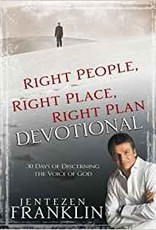 Whitaker House Right People, Right Place, Right Plan Devotional