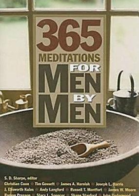 Abingdon Press 365 Meditations For Men By Men