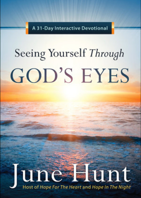 Harvest House Seeing Yourself Through God's Eyes