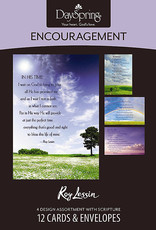 Encouragement - Roy Lessin - 12 Boxed Cards, KJV