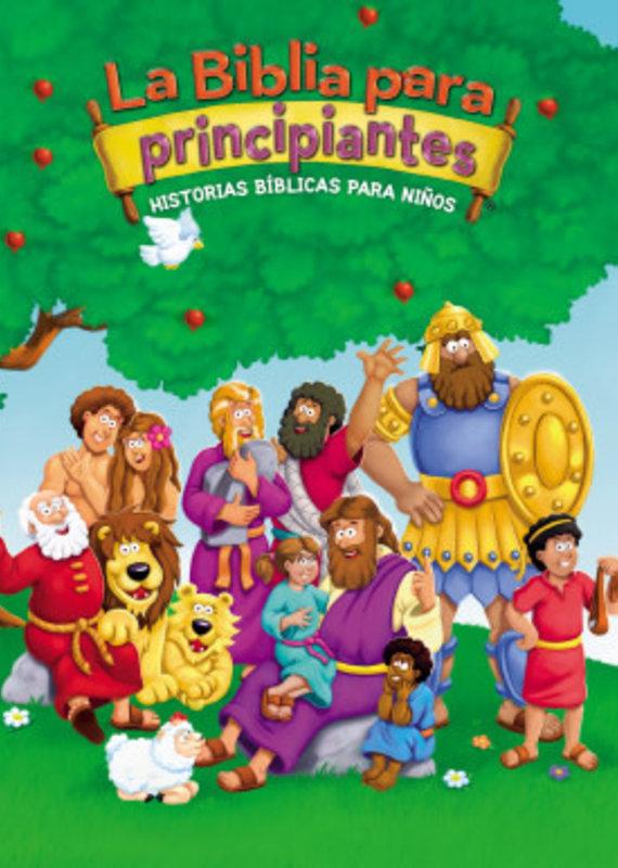 Editorial Vida Biblia para Principiantes, Edicion Nueva y Actualizada (The Beginner's Bible, New and Updated Edition)