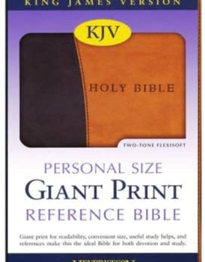 Hendrickson KJV Personal size Giant print reference