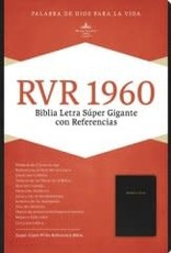 Span-RVR 1960 - KJV Bilingual-Black Bonded Leather