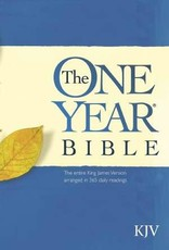 Tyndale KJV One Year Bible-Softcover