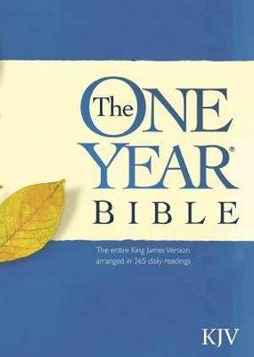 Tyndale KJV One Year Bible