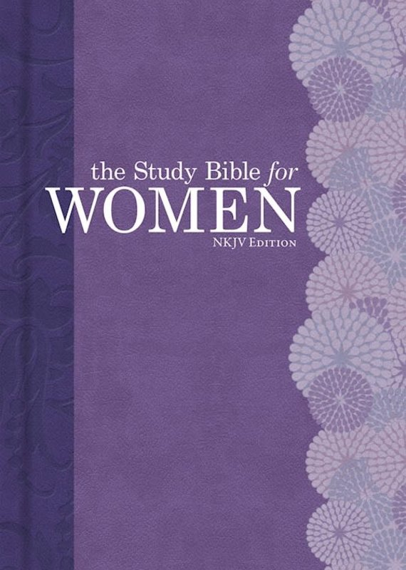 B & H Publishing NKJV Study Bible For Women/Personal Size-Hardcover