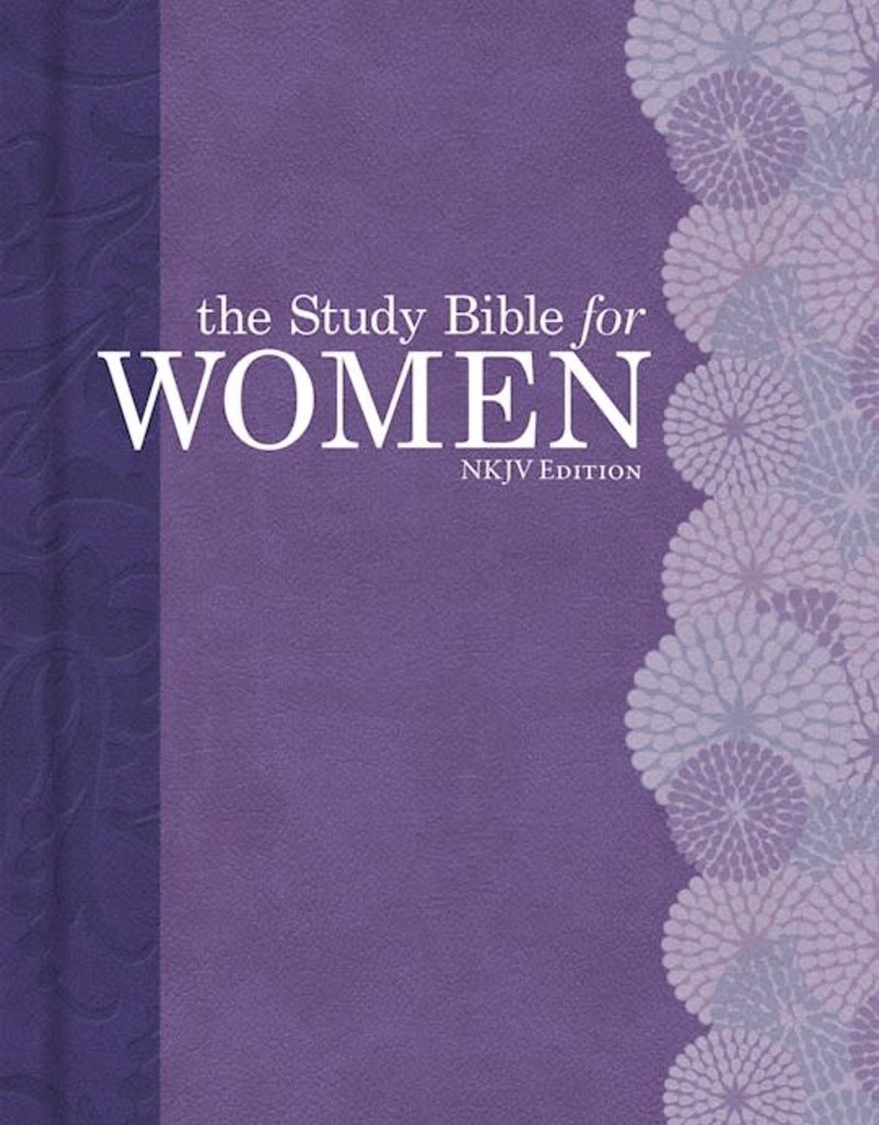 B & H Publishing NKJV Study Bible For Women/Personal Size-Hardcover
