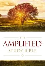 Zondervan Amplified Study Bible-Hardcover