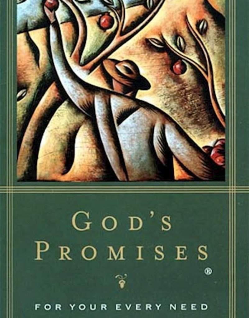 Nelson Books KJV God's Promises For Your Every Need (9780849951305)