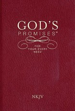Nelson Books NKJV God's Promises For Your Every Need
