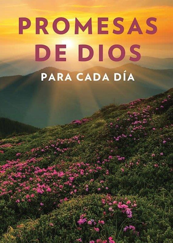 Penguin Group USA Span-God's Promises For Every Day (Promesas De Dios Para Cada Dia)