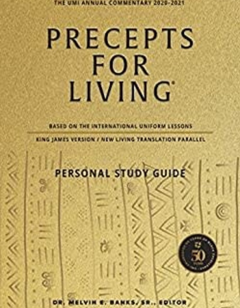 Precepts for Living®  2020-2021 Study Guide