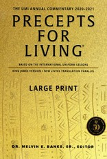 Precepts for Living®  2020-2021 Large Print
