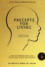 Precepts for Living®  2020-2021 Pastor's Edition