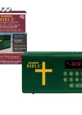 The Wonder Bible: Spanish (RVR)