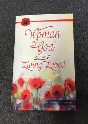 WOMAN OF GOD DEVOTION BOOKS