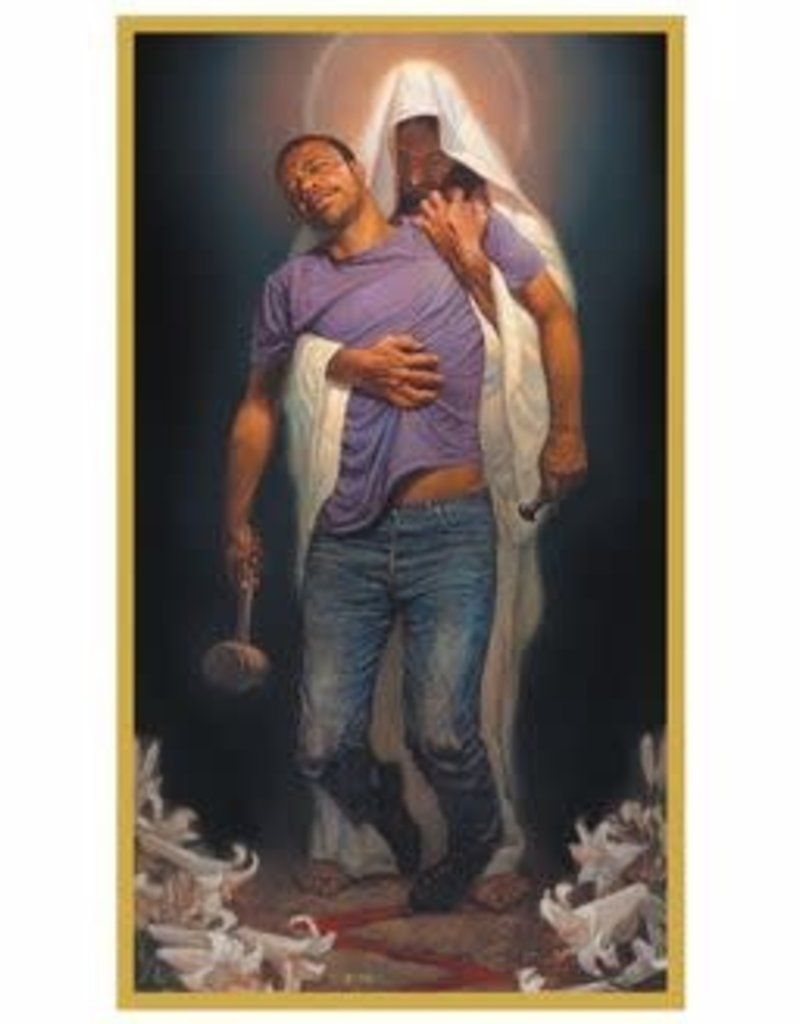 Witness Cards-Forgiven (African American) (Pack Of 25)