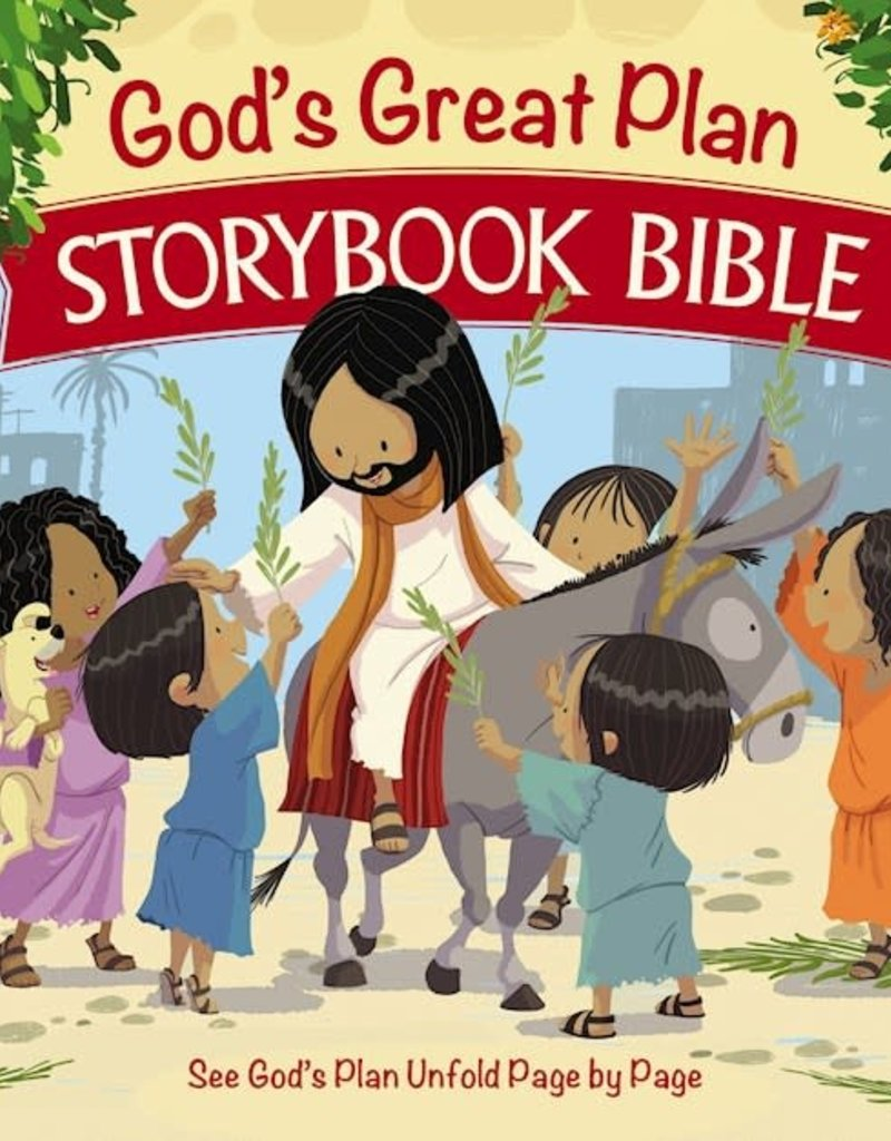 God's Great Plan Storybook Bible