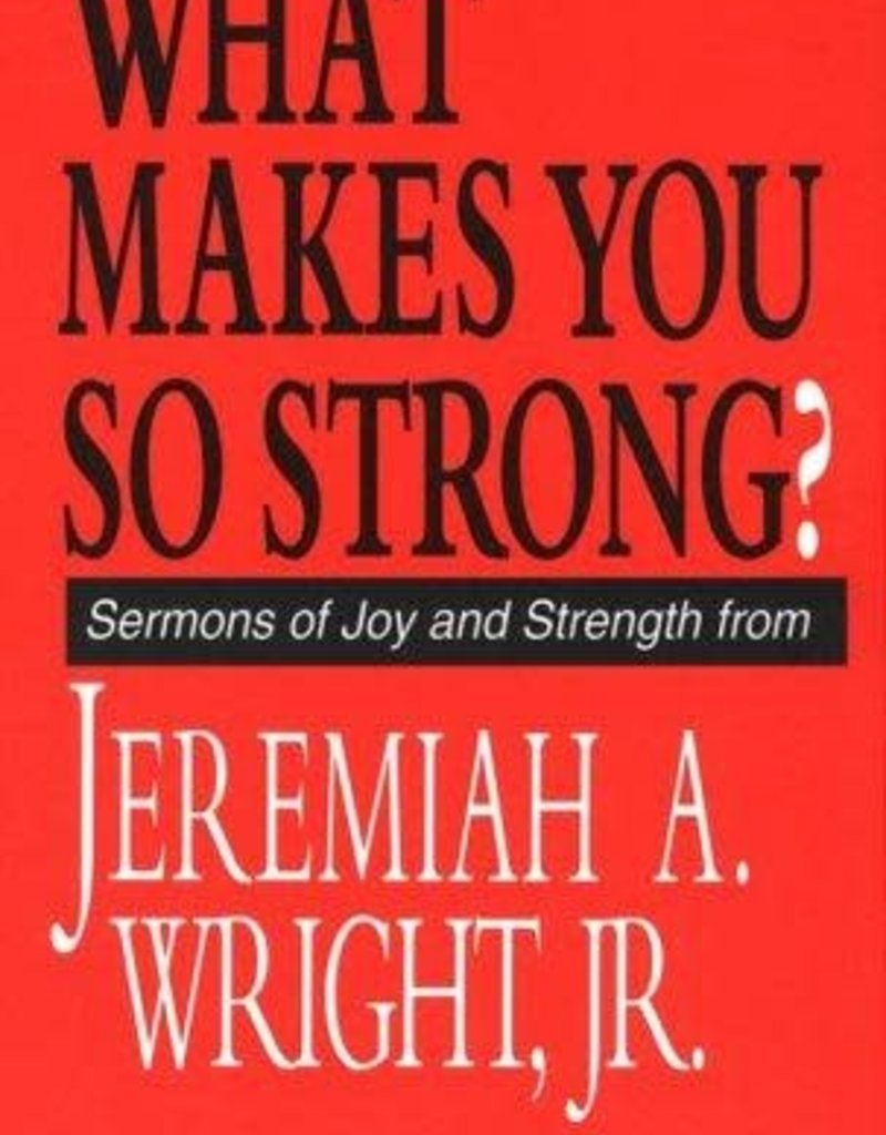What Makes You So Strong