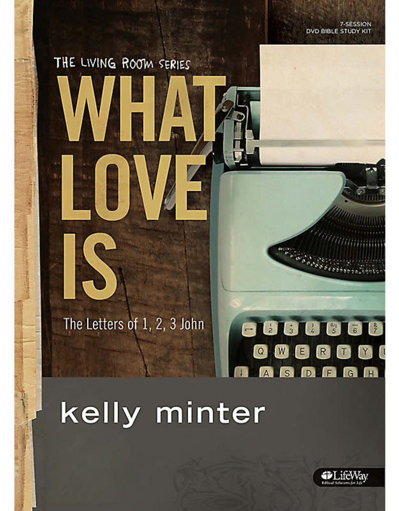 What Love Is Leader Kit
