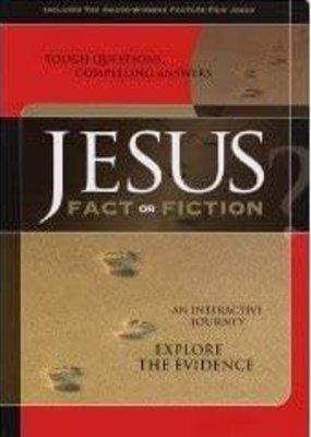 Edge J27900 DVD - Jesus Fact or Fiction