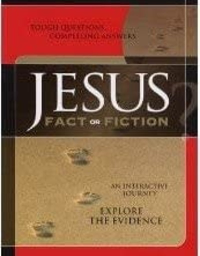 DVD - Jesus Fact or Fiction