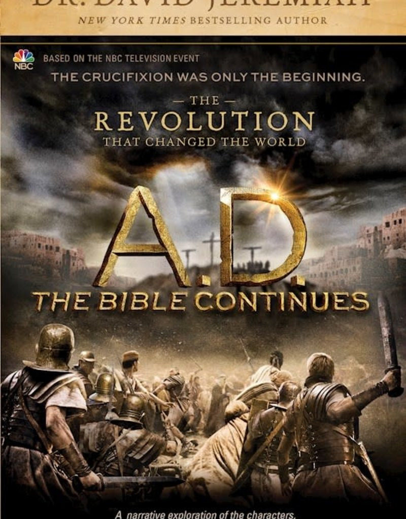 Tyndale A.D. The Revolution That Changed The World-Hardcover