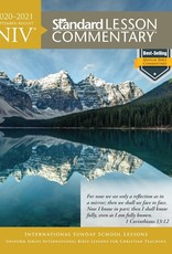 Standard Publishing NIV Standard Lesson Commentary 2020-2021-Softcover