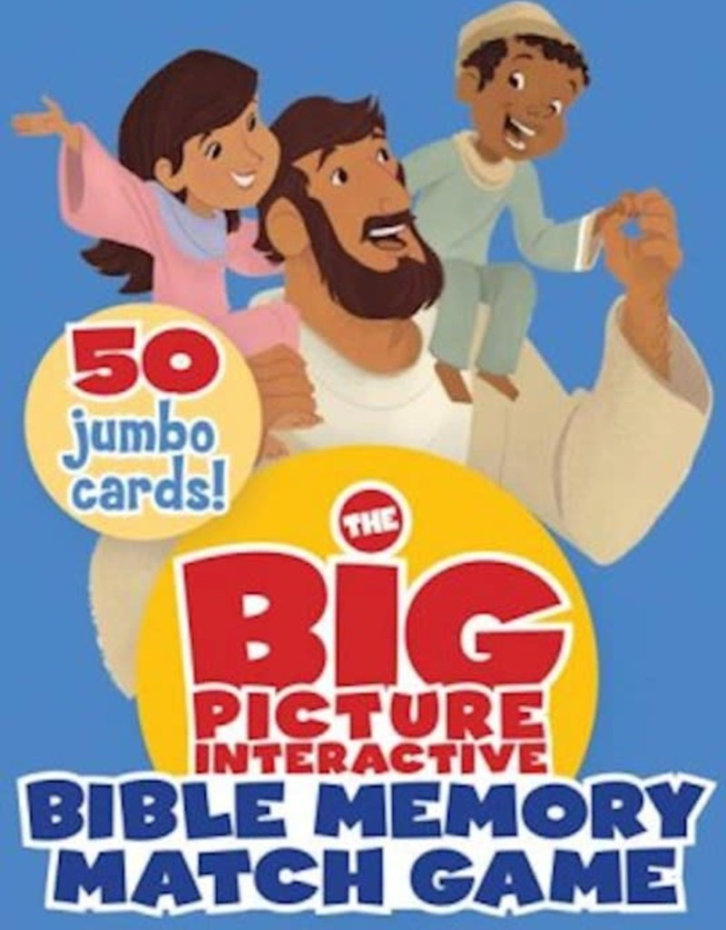 Game-Bible Memory Match Game (Big Picture Interactive)