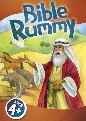 Game-Bible Rummy Jumbo Card Game