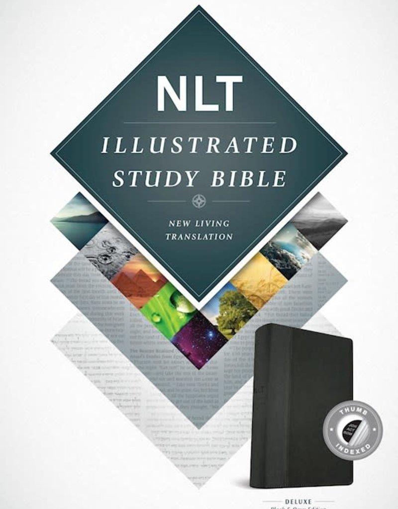 Tyndale NLT Illustrated Study Bible