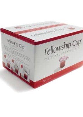 Broadman Communion-Fellowship Cup Prefilled Juice/Wafer (Box Of 500)
