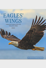 On Eagle's Wings Wall Calendar