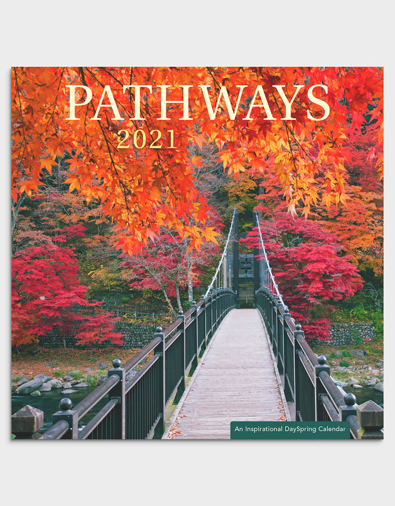 Pathways Wall Calendar