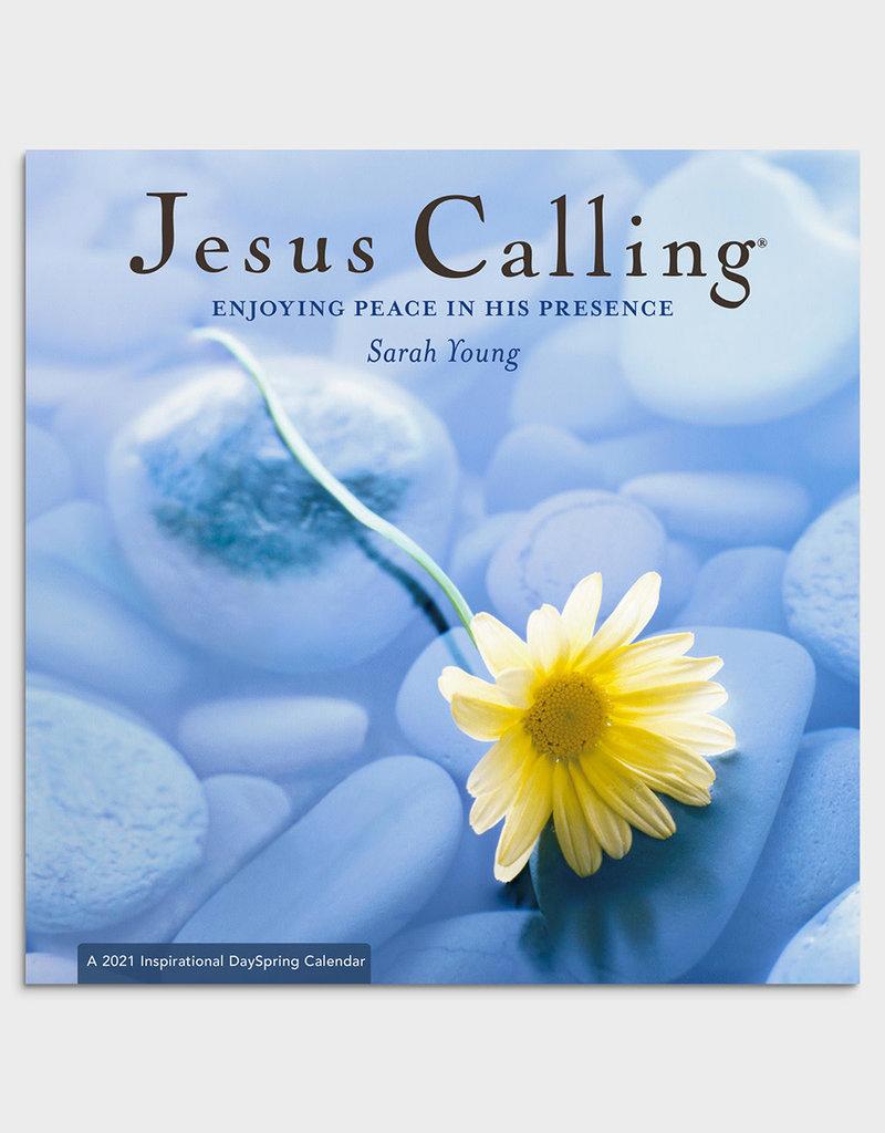 Jesus Calling Wall Calendar